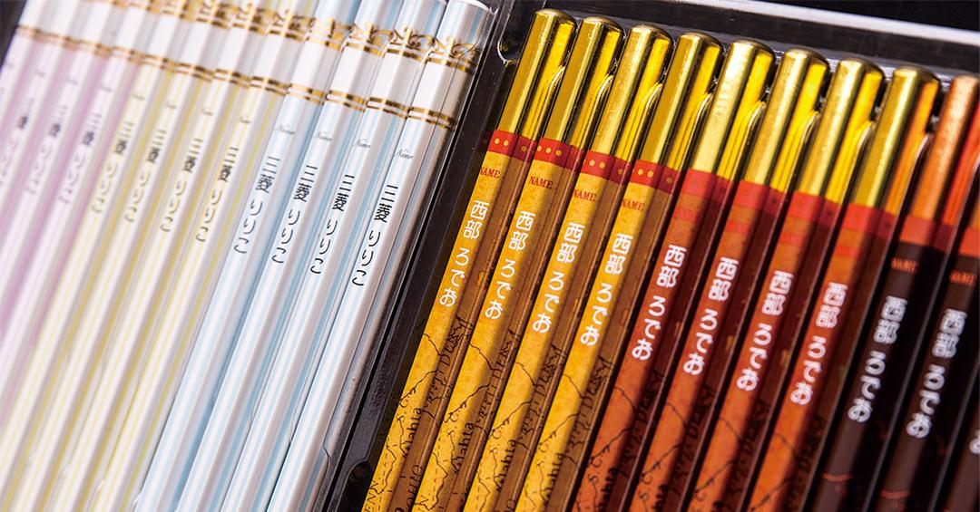 リリコ×三菱鉛筆 ロマンティック ロデオ